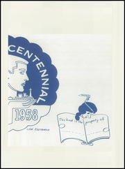 Page 3, 1958 Edition, Brainerd High School - Brainonian (Brainerd, MN) online yearbook collection
