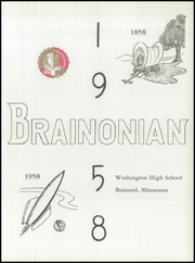 Page 5, 1958 Edition, Brainerd High School - Brainonian (Brainerd, MN) online yearbook collection