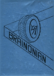 Page 1, 1959 Edition, Brainerd High School - Brainonian (Brainerd, MN) online yearbook collection