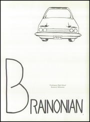 Page 5, 1959 Edition, Brainerd High School - Brainonian (Brainerd, MN) online yearbook collection