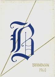 Page 1, 1960 Edition, Brainerd High School - Brainonian (Brainerd, MN) online yearbook collection