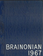 1967 Edition, Brainerd High School - Brainonian (Brainerd, MN)