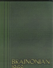 1969 Edition, Brainerd High School - Brainonian (Brainerd, MN)