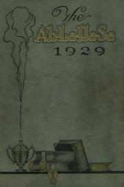 Page 1, 1929 Edition, Albert Lea High School - Tiger (Albert Lea, MN) online yearbook collection
