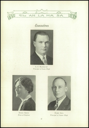Page 16, 1929 Edition, Albert Lea High School - Tiger (Albert Lea, MN) online yearbook collection
