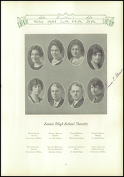 Page 17, 1929 Edition, Albert Lea High School - Tiger (Albert Lea, MN) online yearbook collection