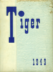 Albert Lea High School - Tiger (Albert Lea, MN) online yearbook collection, 1949 Edition, Page 1