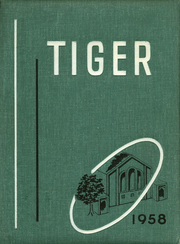 Albert Lea High School - Tiger (Albert Lea, MN) online yearbook collection, 1958 Edition, Page 1