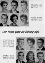 Page 10, 1960 Edition, Patrick Henry High School - Orator Yearbook (Minneapolis, MN) online yearbook collection