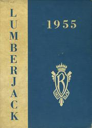 1955 Edition, Bemidji High School - Lumberjack Yearbook (Bemidji, MN)