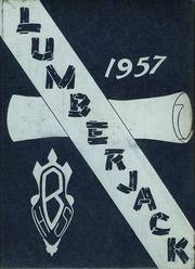 1957 Edition, Bemidji High School - Lumberjack Yearbook (Bemidji, MN)