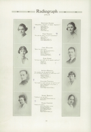 Page 14, 1919 Edition, Winona High School - Radiograph Yearbook (Winona, MN) online yearbook collection