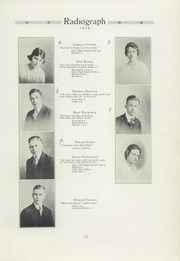 Page 17, 1919 Edition, Winona High School - Radiograph Yearbook (Winona, MN) online yearbook collection