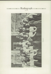 Page 8, 1919 Edition, Winona High School - Radiograph Yearbook (Winona, MN) online yearbook collection