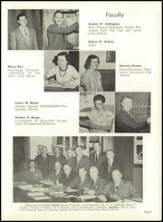 Page 11, 1950 Edition, Winona High School - Radiograph Yearbook (Winona, MN) online yearbook collection