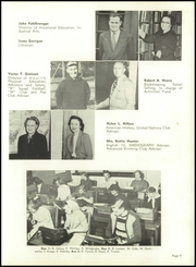 Page 13, 1950 Edition, Winona High School - Radiograph Yearbook (Winona, MN) online yearbook collection