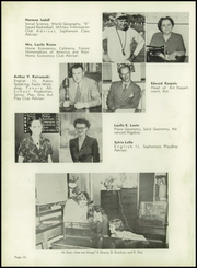 Page 14, 1950 Edition, Winona High School - Radiograph Yearbook (Winona, MN) online yearbook collection