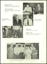 Page 17, 1950 Edition, Winona High School - Radiograph Yearbook (Winona, MN) online yearbook collection