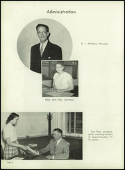 Page 10, 1951 Edition, Winona High School - Radiograph Yearbook (Winona, MN) online yearbook collection