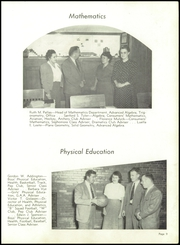 Page 13, 1951 Edition, Winona High School - Radiograph Yearbook (Winona, MN) online yearbook collection