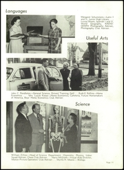 Page 15, 1951 Edition, Winona High School - Radiograph Yearbook (Winona, MN) online yearbook collection