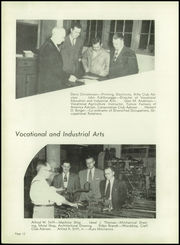 Page 16, 1951 Edition, Winona High School - Radiograph Yearbook (Winona, MN) online yearbook collection