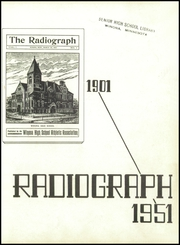 Page 5, 1951 Edition, Winona High School - Radiograph Yearbook (Winona, MN) online yearbook collection