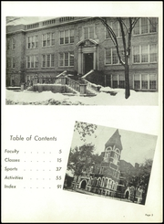 Page 7, 1951 Edition, Winona High School - Radiograph Yearbook (Winona, MN) online yearbook collection