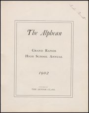 Page 13, 1902 Edition, Grand Rapids High School - Tomahawk Yearbook (Grand Rapids, MN) online yearbook collection