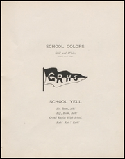 Page 15, 1902 Edition, Grand Rapids High School - Tomahawk Yearbook (Grand Rapids, MN) online yearbook collection