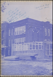 Page 2, 1955 Edition, St Francis High School - Lance Yearbook (St Francis, MN) online yearbook collection