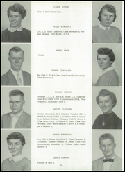 Page 14, 1956 Edition, St Francis High School - Lance Yearbook (St Francis, MN) online yearbook collection