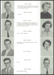 Page 15, 1956 Edition, St Francis High School - Lance Yearbook (St Francis, MN) online yearbook collection