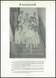 Page 6, 1956 Edition, St Francis High School - Lance Yearbook (St Francis, MN) online yearbook collection
