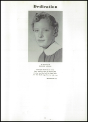 Page 7, 1956 Edition, St Francis High School - Lance Yearbook (St Francis, MN) online yearbook collection