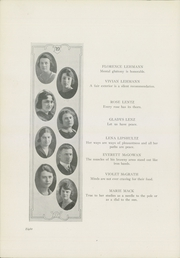 Page 12, 1919 Edition, Humboldt High School - Life Yearbook (St Paul, MN) online yearbook collection