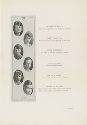 Page 17, 1919 Edition, Humboldt High School - Life Yearbook (St Paul, MN) online yearbook collection