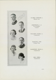 Page 11, 1920 Edition, Humboldt High School - Life Yearbook (St Paul, MN) online yearbook collection