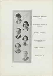 Page 12, 1920 Edition, Humboldt High School - Life Yearbook (St Paul, MN) online yearbook collection