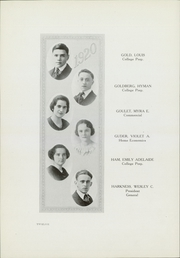 Page 14, 1920 Edition, Humboldt High School - Life Yearbook (St Paul, MN) online yearbook collection