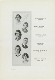 Page 16, 1920 Edition, Humboldt High School - Life Yearbook (St Paul, MN) online yearbook collection