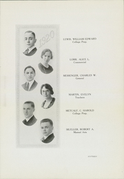Page 17, 1920 Edition, Humboldt High School - Life Yearbook (St Paul, MN) online yearbook collection