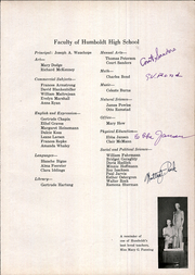 Page 13, 1937 Edition, Humboldt High School - Life Yearbook (St Paul, MN) online yearbook collection
