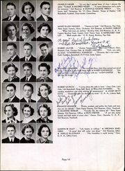 Page 16, 1938 Edition, Humboldt High School - Life Yearbook (St Paul, MN) online yearbook collection