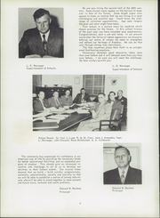 Page 10, 1951 Edition, Fergus Falls High School - Otter Tales Yearbook (Fergus Falls, MN) online yearbook collection