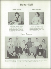 Page 10, 1957 Edition, Fergus Falls High School - Otter Tales Yearbook (Fergus Falls, MN) online yearbook collection