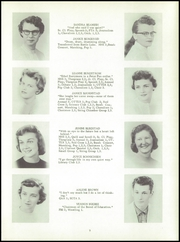 Page 13, 1957 Edition, Fergus Falls High School - Otter Tales Yearbook (Fergus Falls, MN) online yearbook collection