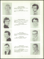 Page 15, 1957 Edition, Fergus Falls High School - Otter Tales Yearbook (Fergus Falls, MN) online yearbook collection