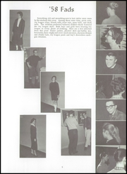 Page 9, 1958 Edition, Fergus Falls High School - Otter Tales Yearbook (Fergus Falls, MN) online yearbook collection