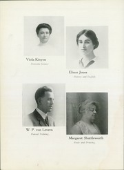 Page 12, 1914 Edition, Northfield High School - Orange and Black Yearbook (Northfield, MN) online yearbook collection